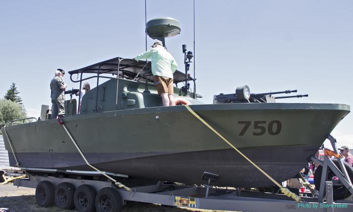 PT Boat PBR Mk. 1