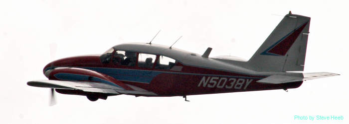 Piper PA-23 Aztec (multiple)