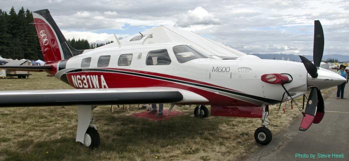 Piper PA-46 600TP