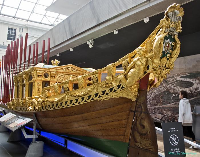 Prince Frederick's Barge