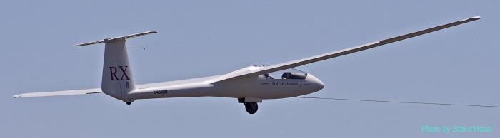 PZL-Bielsko SZD glider (multiple)