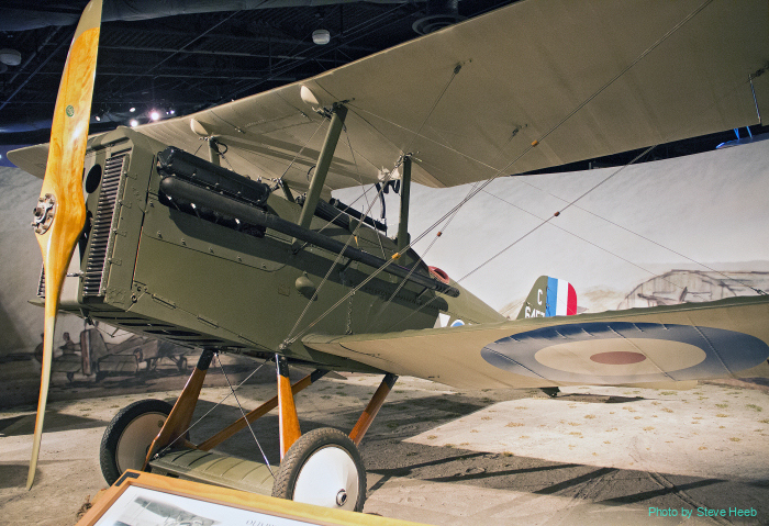 Royal Aircraft Factory SE5a (multiple)