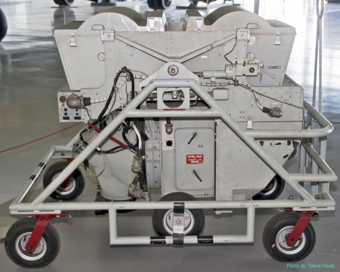 Reconnaissance camera Type B