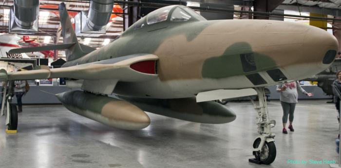 F-84 Thunderflash (multiple)