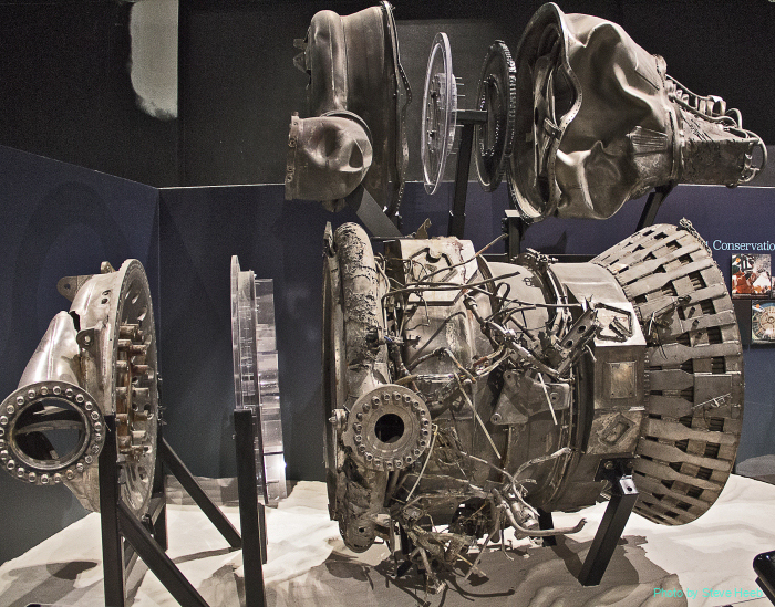 Rocketdyne F-4 Rocket Engine
