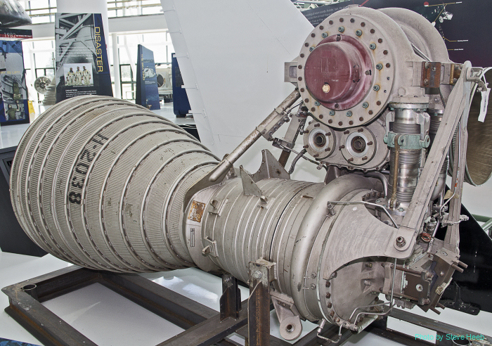 Rocketdyne H-1 rocket engine