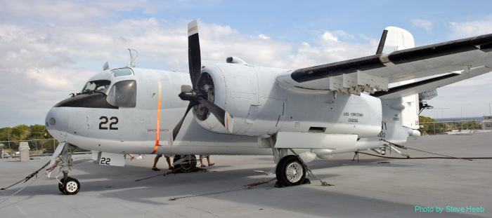 S-2 Tracker (multiple)