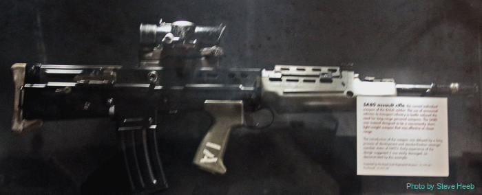 SA80 Assault Rifle