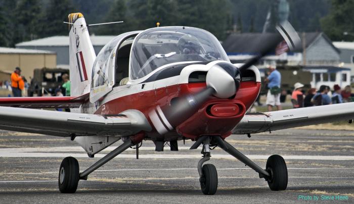 Scottish Aviation Bulldog 120