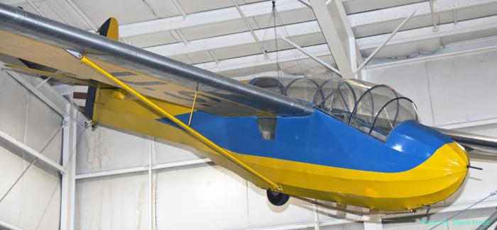 Schweizer SGS Glider