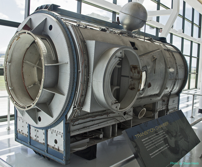 Skylab Transition Chamber