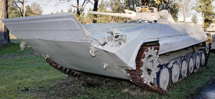 Soviet BMP-1