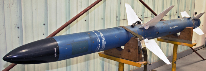 AIM-7 Sparrow missile