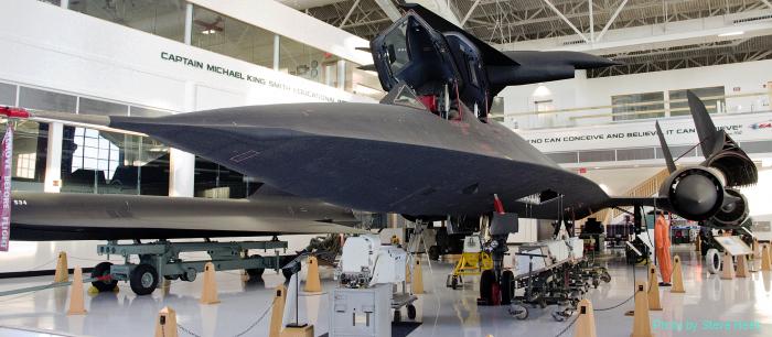 SR-71 Blackbird family (multiple)