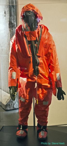 Sub evac suit