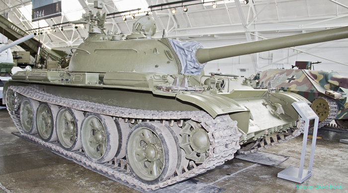 T-54M Main Battle Tank