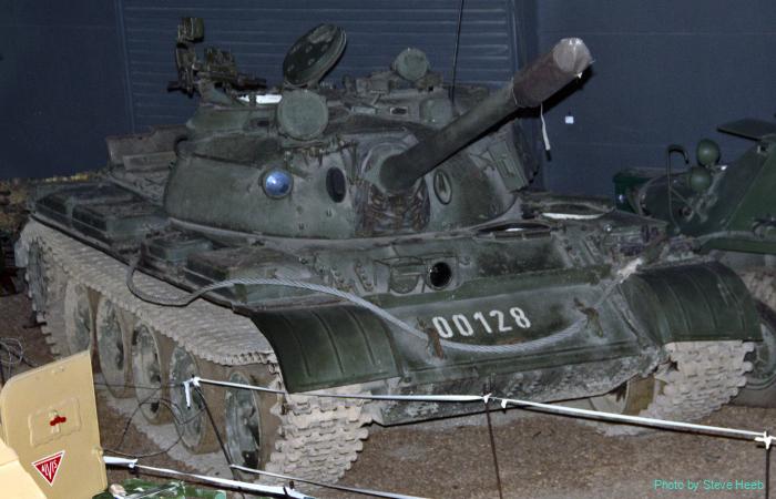 T-55A Main Battle Tank