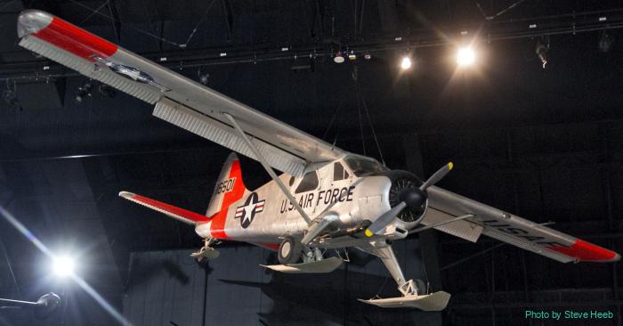 C-127 / U-6A Beaver (multiple)
