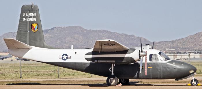 Aero Commander (multiple)