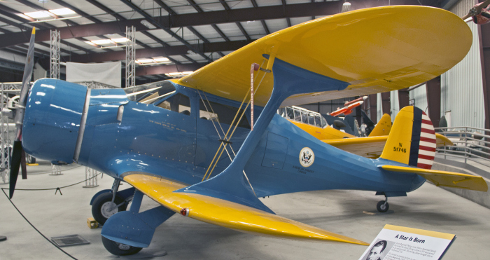Beech GB-2 Traveler / UC-43B Staggerwing (multiple)