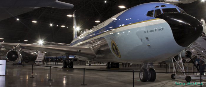 VC-137C Air Force One (Kennedy)