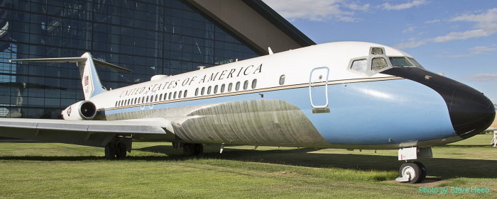 """VC-9C """"Air Force Two"""""""