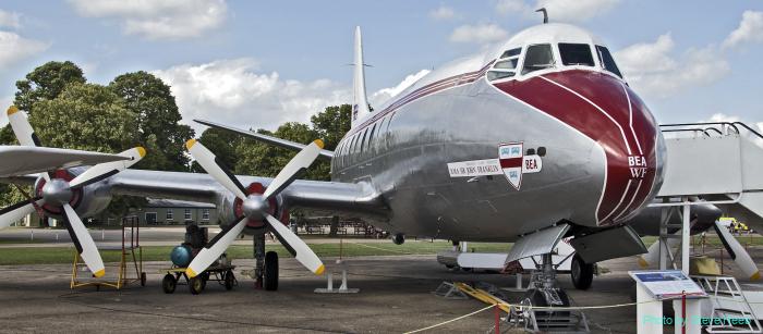 Vickers Viscount (multiple)