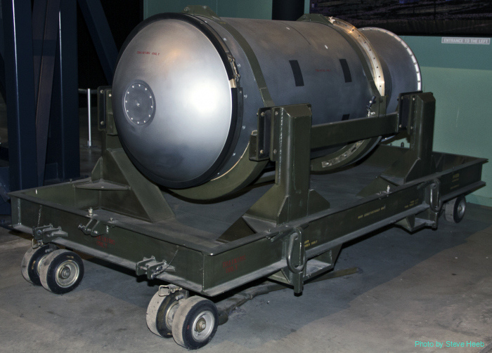 W53 Thermonuclear Bomb