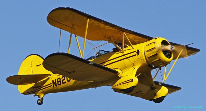 Waco YMF-5FC