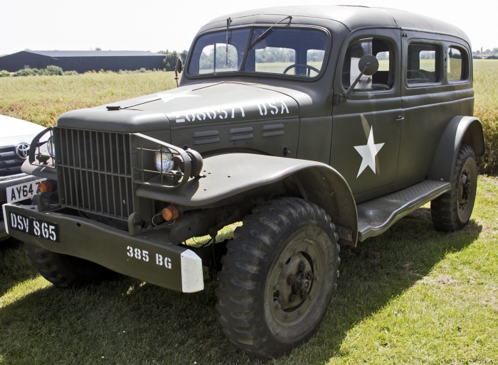 Dodge WC10 Carryall