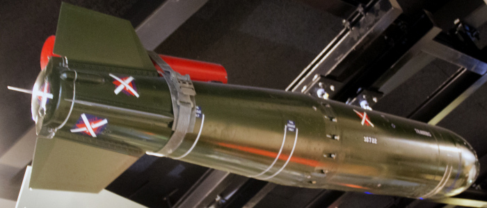 WE 177 Type A nuclear bomb