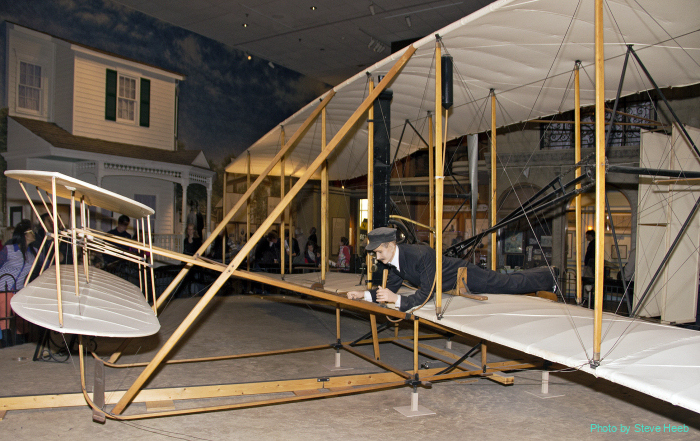 1903 Wright Flyer (and 8+ replicas)