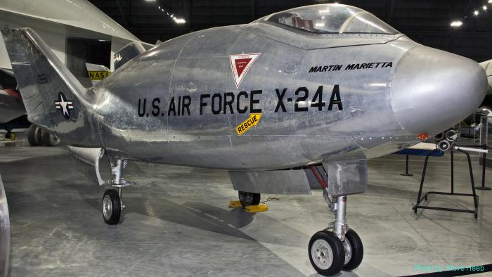 X-24 Lifting Body (multiple)