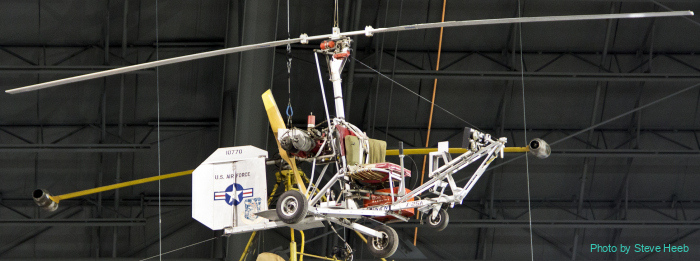 X-25A Gyro-Copter