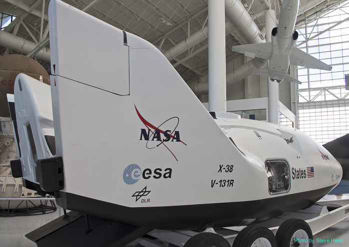 X-38 Re-Entry Vehicle