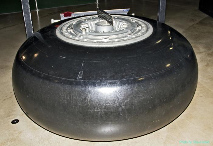 XB-19 Wheel