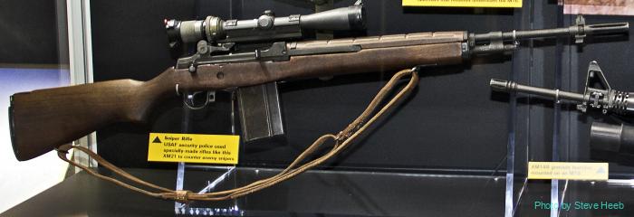 XM21 Sniper Rifle