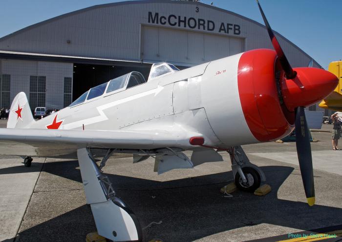Yak-11 Moose