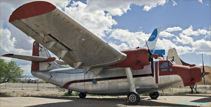 C-125 Raider (multiple)